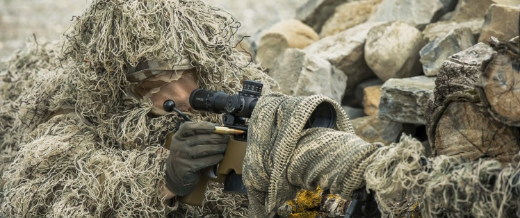 Sniper Armed Forces