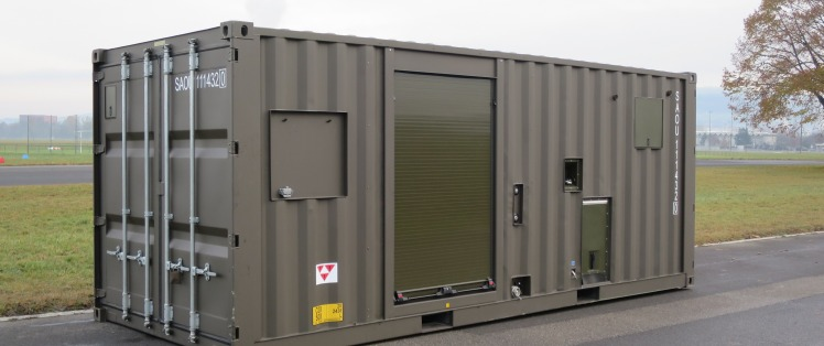 Containersystems DESI / STERI
