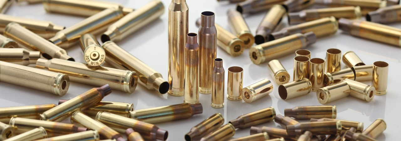 Cartridge Cases Header image