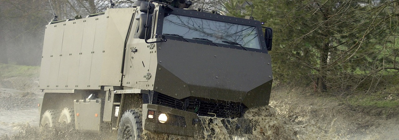 Robotics / Unmanned ground vehicle header image