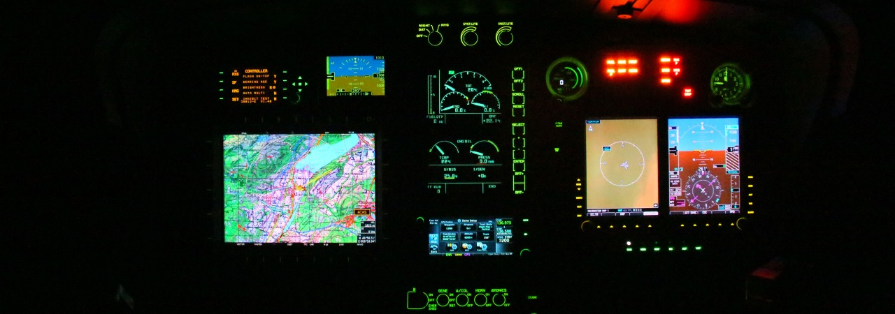 DOA scope expansion NVIS cockpit at night