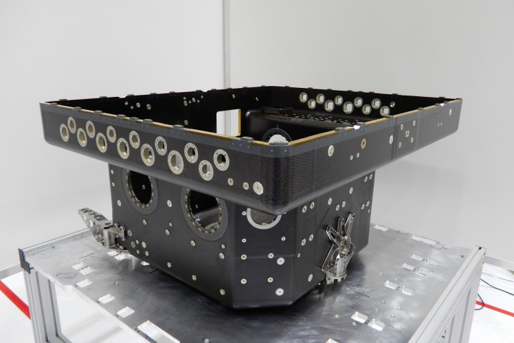 Mars Rover Bathtub