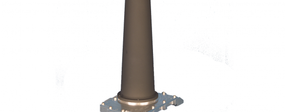 S-band Data Downlink Antenna Isoflux