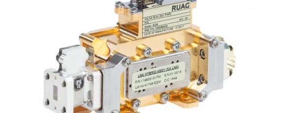Telecom: Ka-band Low Noise Amplifier (LNA)