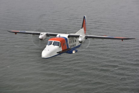 Netherlands Coastguard relies on the Dornier 228